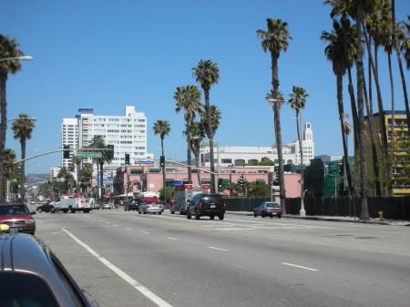 sunseet boulevard