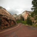 Strada per Byce Canyon