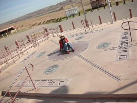 Four Corner Utah - Colorado - New Mexico - Arizona