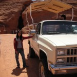 Antelope Canyon Jeep Navajo