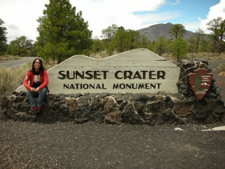 Sunset Crater 02