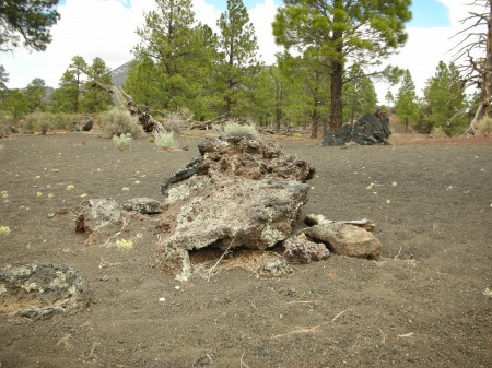 Sunset Crater 05