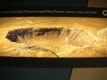 Meteor Crater 01