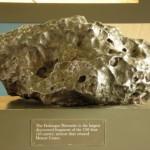 Meteor Crater 03 Frammento Meteorite