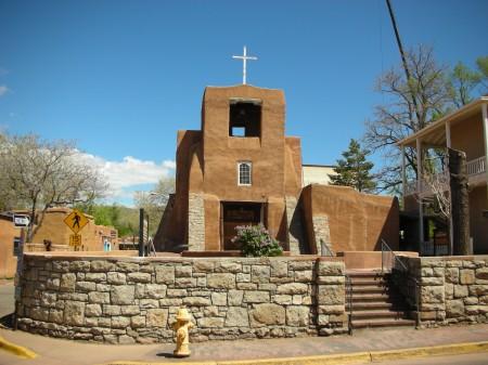 San Miguel Churc la chiesa più vecchia d'America