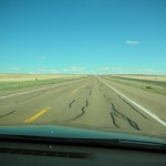 Road to Tucumcari New Mexico