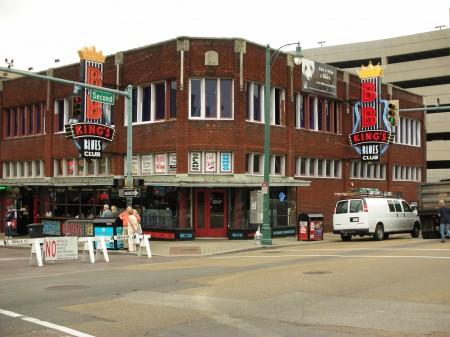 Memphis Beale steet